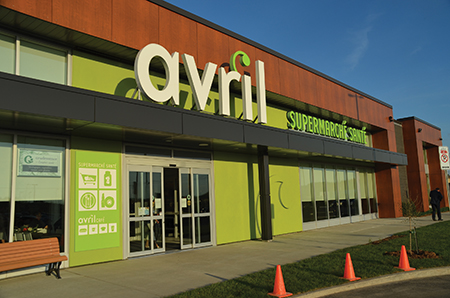 Avril planning new stores in Sherbrooke, Laval