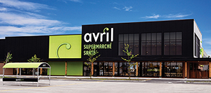 New Avril store features organic microgreen farm