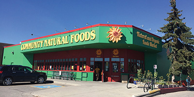 Community Natural Foods celebrates 40 years