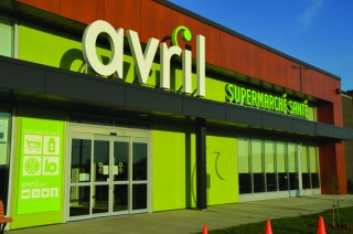 Avril opens new store in Quebec City