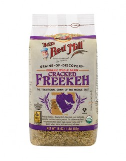 Ancient grain from Bob's Red Mill