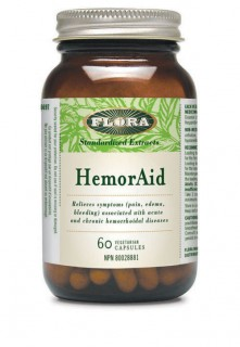 Relief for hemmorhoid symptoms