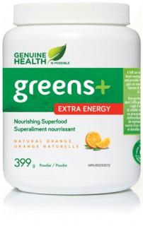 greens+ Extra Energy