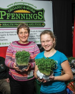 Guelph Organic Trade Show