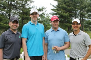 John Holtmann golf event  raises funds for Vitamin Angels