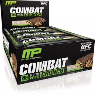 Protein bar from MusclePharm
