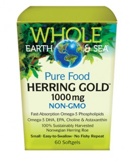 Herring Gold from Natural Factors