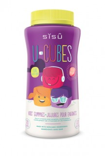Natural gummie vitamins from Sisu