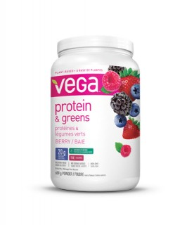 Plant based protein from Vega