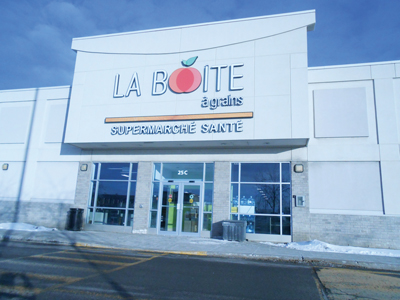 la bo te grains opens third store cnhr