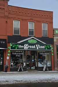 The Great Vine, Huntsville, ON