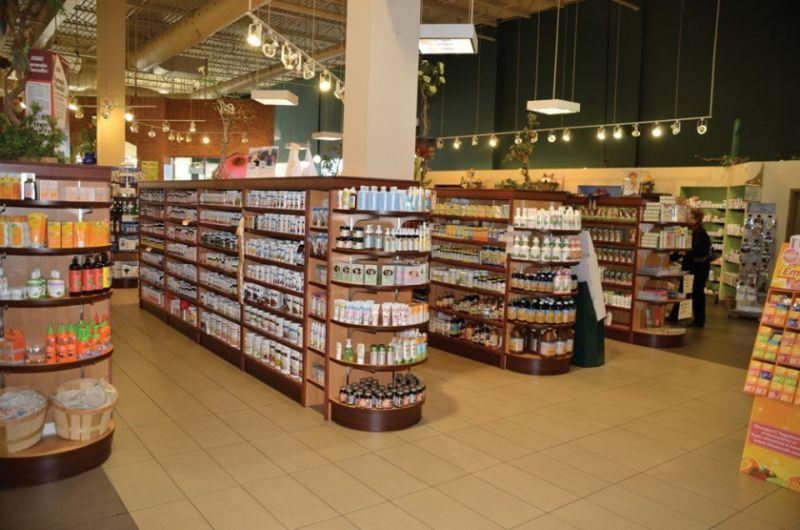 Tau Health Food Store West Island