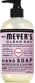 mrs meyers cleaning products