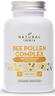 natural immix bee pollen 1