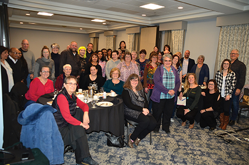 Alberta retailers attend Deane Parkes' business education sessions