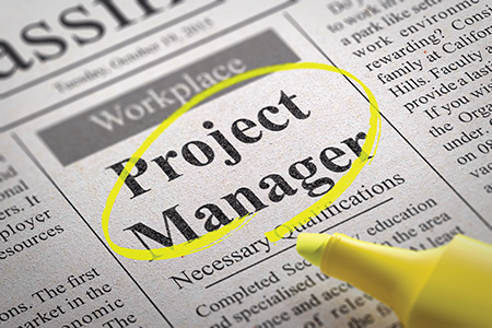 why a project manager